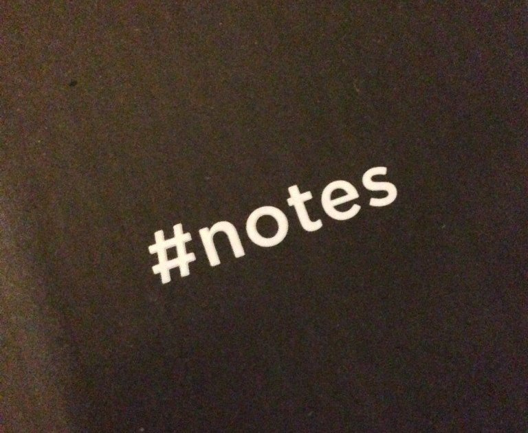 Introducing #notes by 8BIT