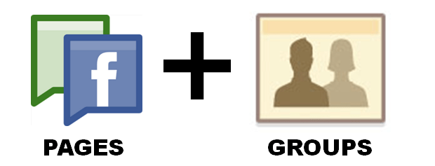 Why must it be Pages vs Groups? It should be both.