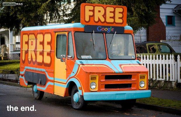 Google Free Lunch