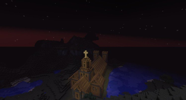 3rd Minecraft church 03