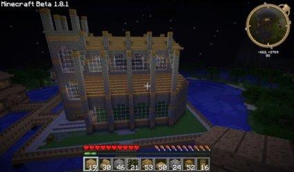 minecraft church build tutorials awesome churchm ag