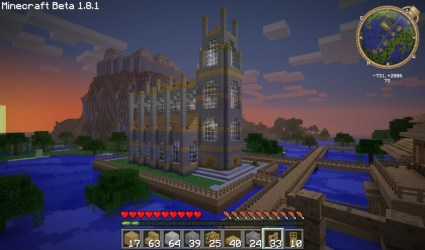 How To Build an Awesome Minecraft Church [Tutorials] ChurchMag