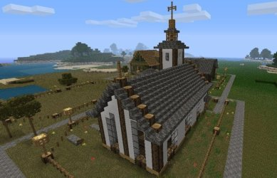 Awesome Minecraft Churches [Images & Videos] ChurchMag