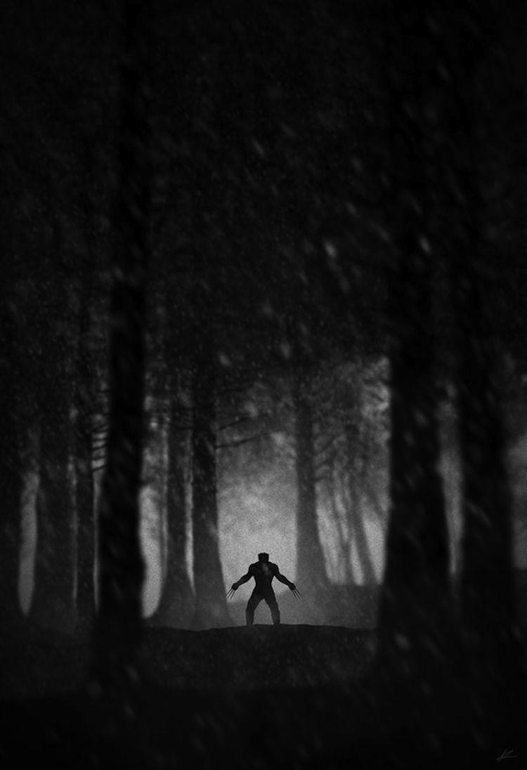Noir Superhero Series Art [Images] - ChurchMag