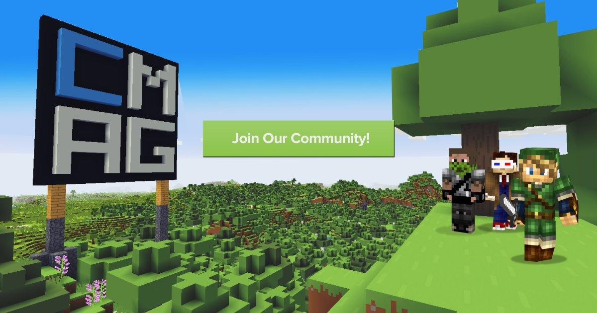 ChurchMag Minecraft