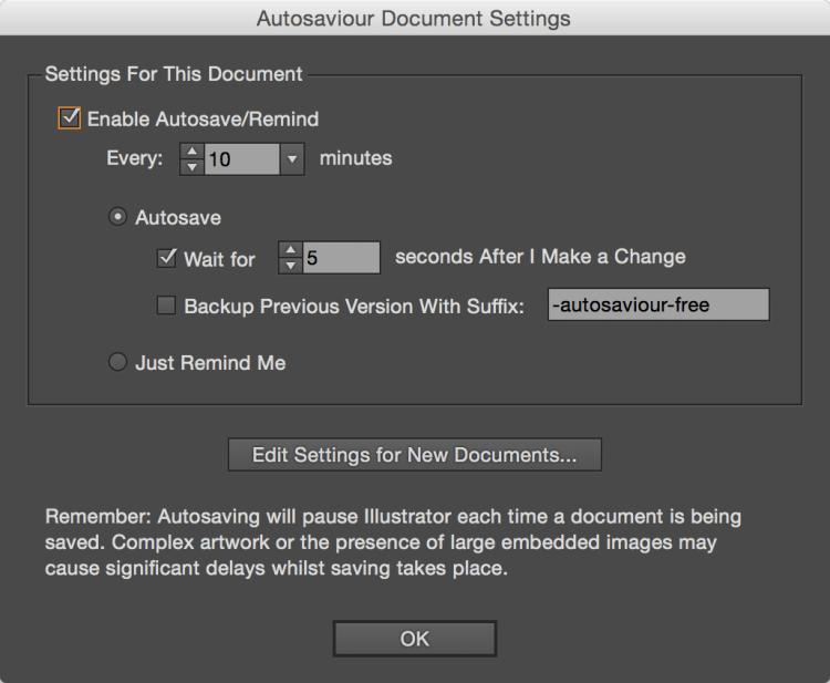 Autosaviour_Document_Settings