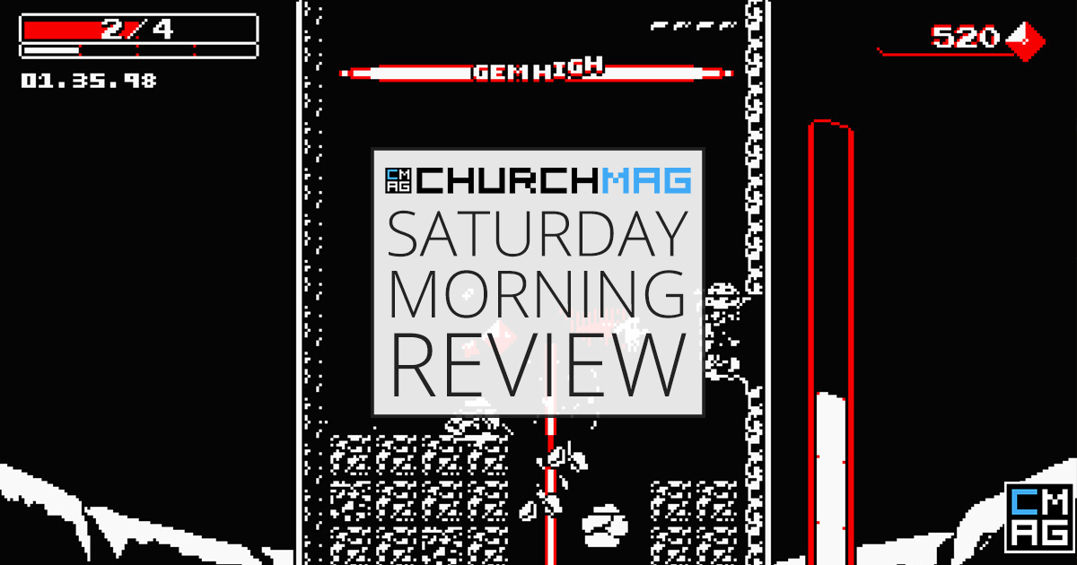 Downwell [Saturday Morning Review]