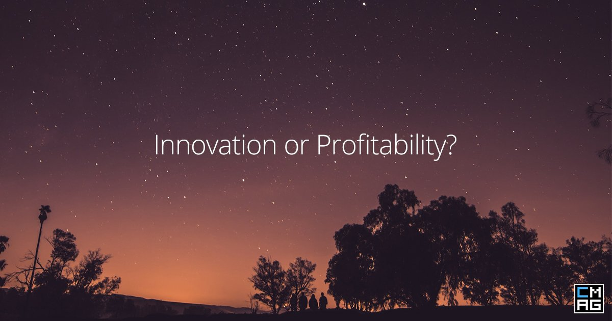 Innovation or Profitability: Which Should Determine The Future of Church Technology?