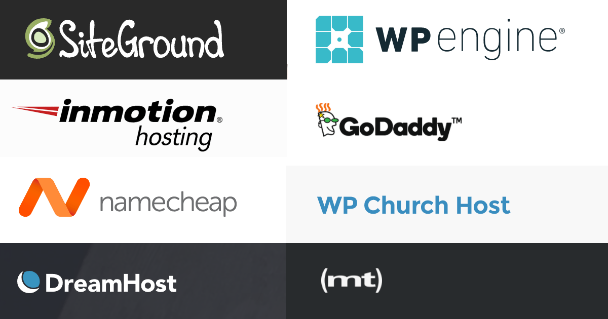 Best Web Hosting for Churches (And Which to Avoid)