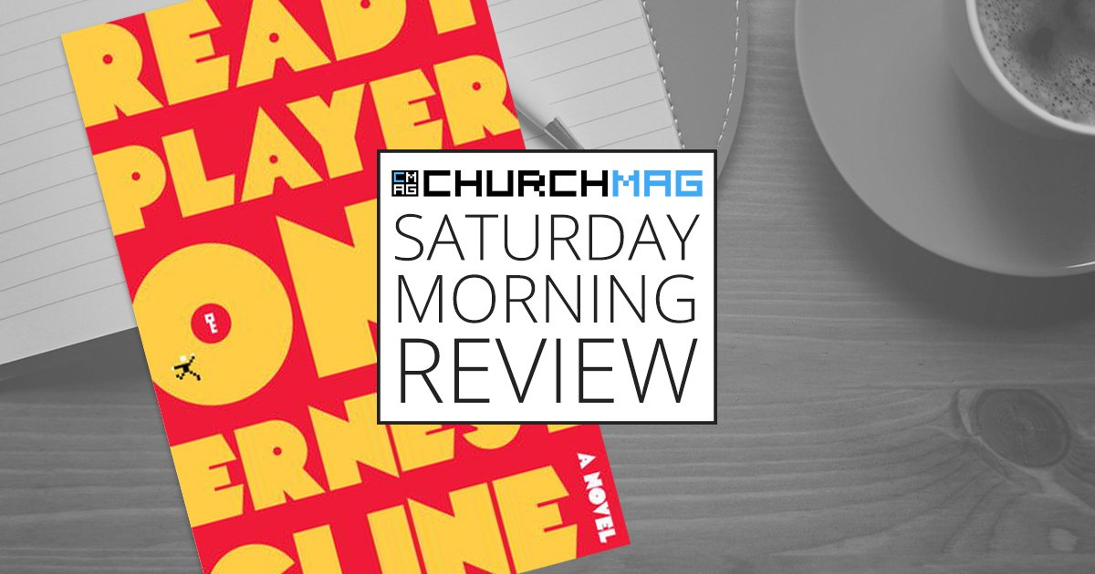 'Ready Player One' by Ernest Cline [Saturday Morning Review]