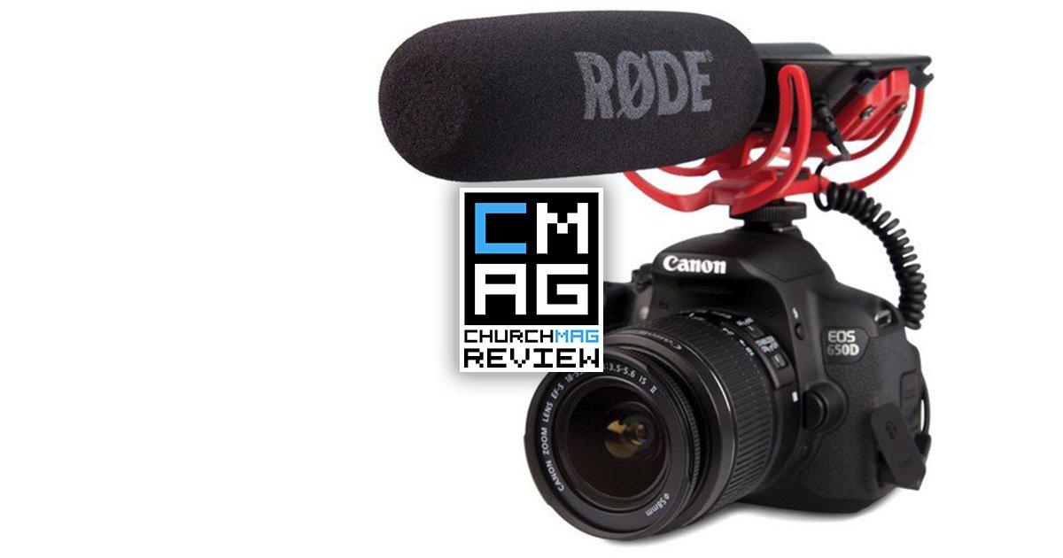 Rode VideoMic [Review]