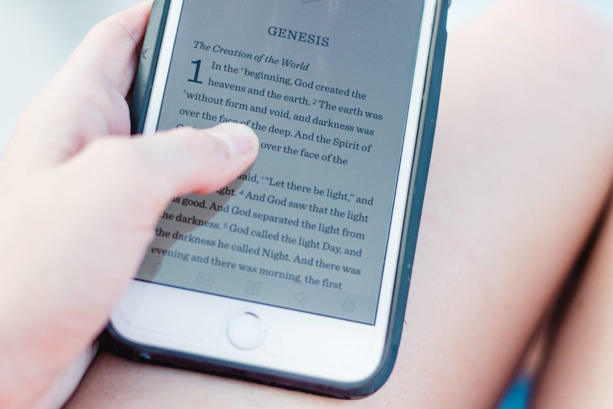 esv mobile bible reading plan