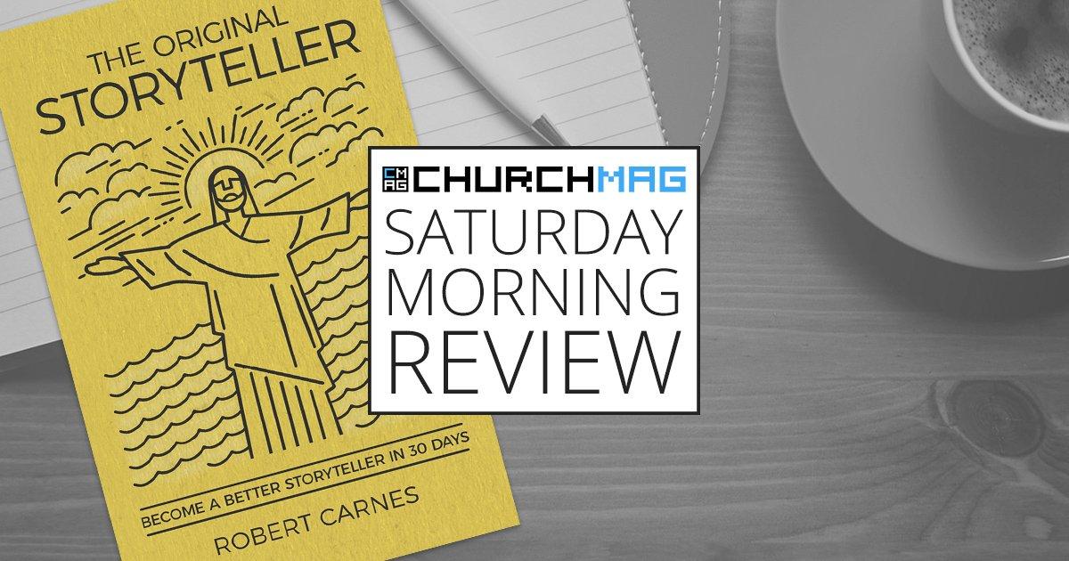 'The Original Storyteller' by Robert Carnes [Saturday Morning Review]