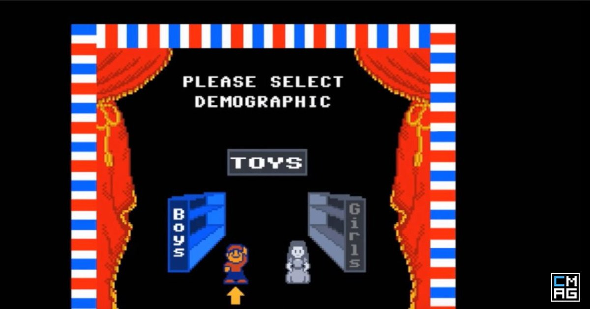 Why People Think Video Games Are Just For Boys [Video]