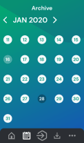 Lectio365 Calendar