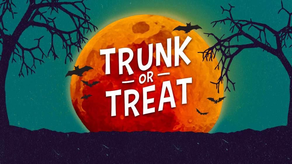 Trunk Or Treat | Church Media Drop