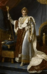 Napoléon Ier en costume du Sacre