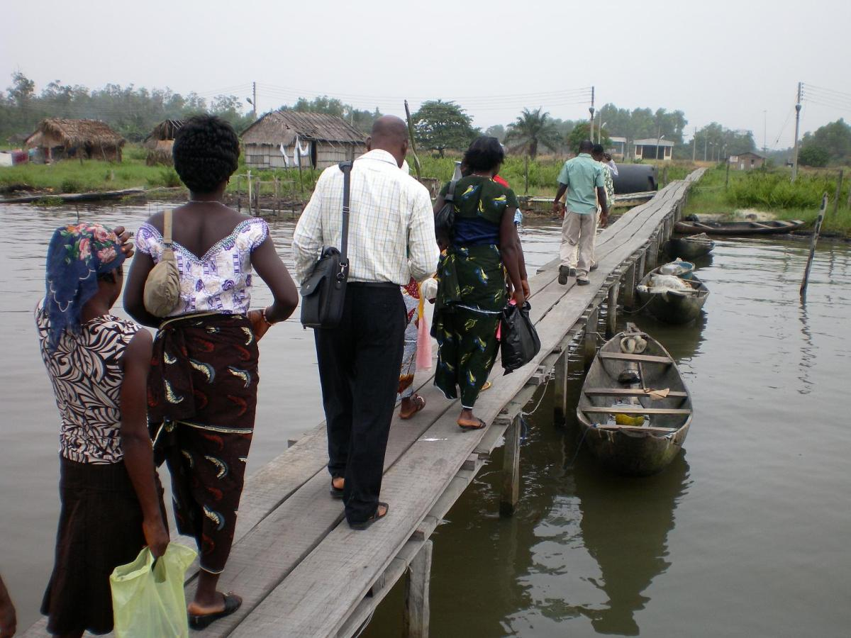 missionary trip on MISSIONS FIELD page