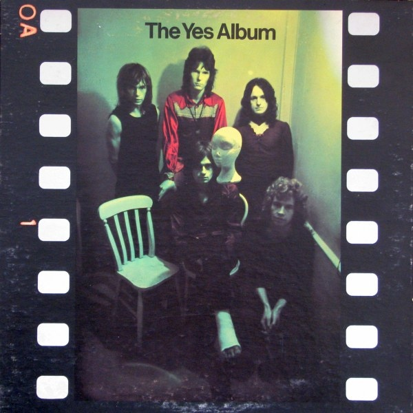Yes - The Yes Album - 1971