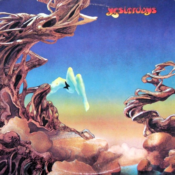 Yes - Yesterdays - 1974
