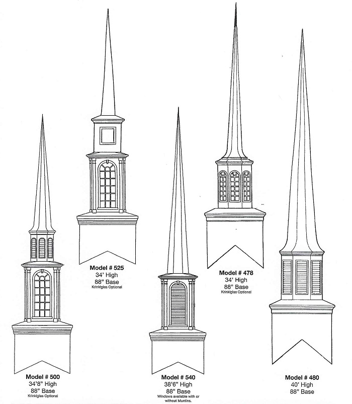 Church Steeple Fiberglass Church Steeple Steeple