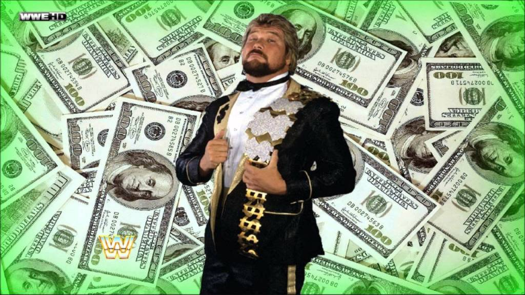 "Ted Dibiase ""Million Dollar Man"""