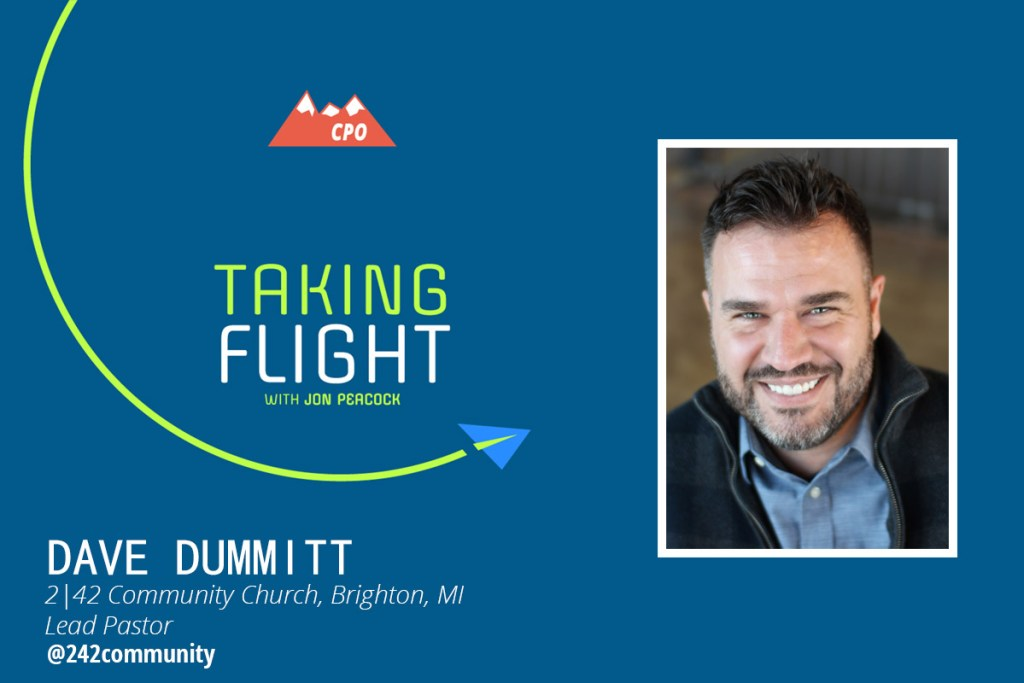 Dave Dummitt, Taking Flight Interview