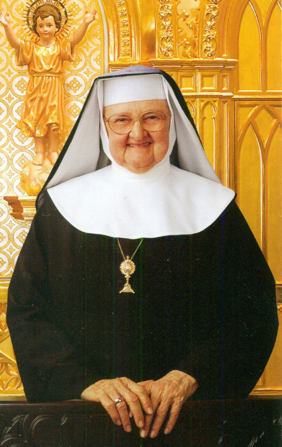 Rosary Mother Angelica Ewtn