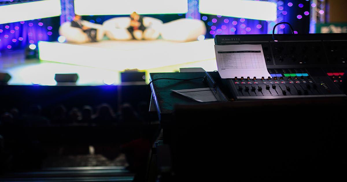 Church in a Box Header Image - church sound system
