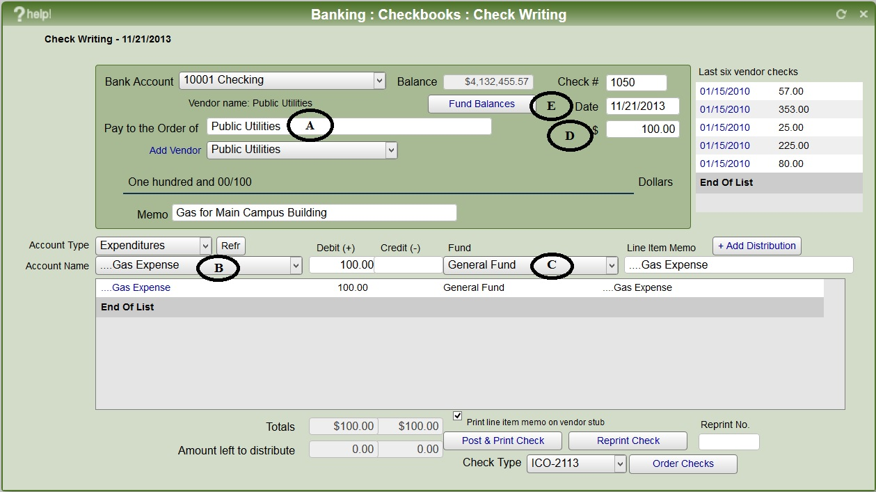 Best How To Write A Check No 100 Images How To Solution