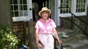 Karen Stone - Little Brown Church historian