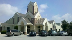 Hamilton Community Church, Seventh-Day Adventist