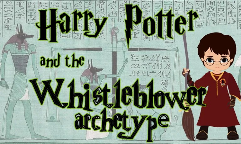 Harry Potter and the Whistleblower Archetype