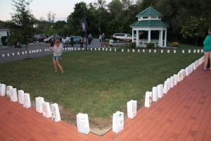 Luminary Ceremony