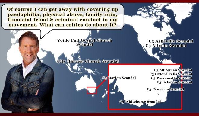 C3 Global Scandals