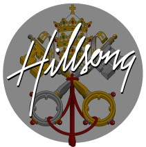 hillsong pope rcc roman catholic church