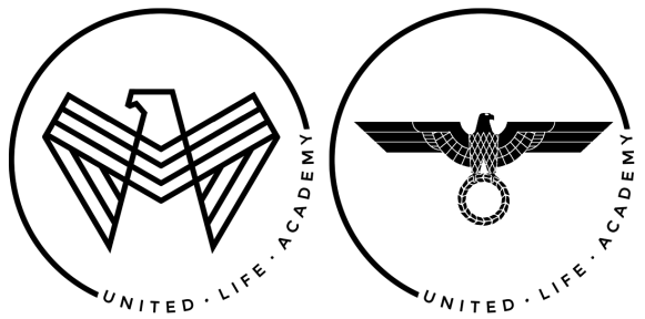 United Life Academy Logo Dimitris NAR