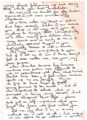 Letter to Brian Houston 1992 Page 4