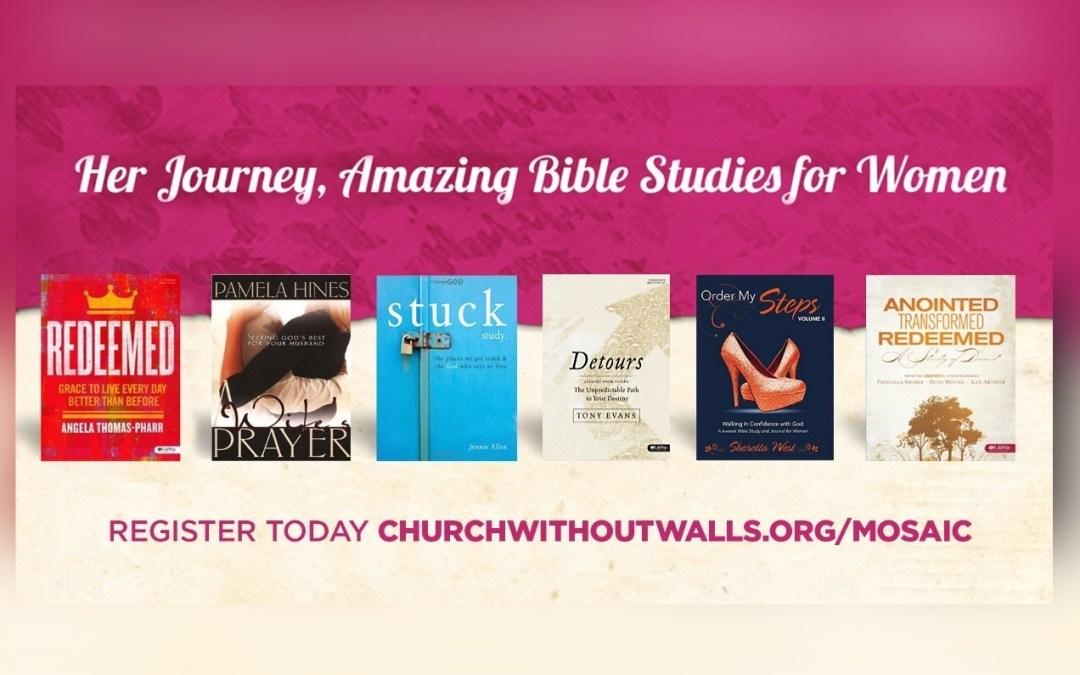 Her Journey Bible Studies for Women – Registration Now Open