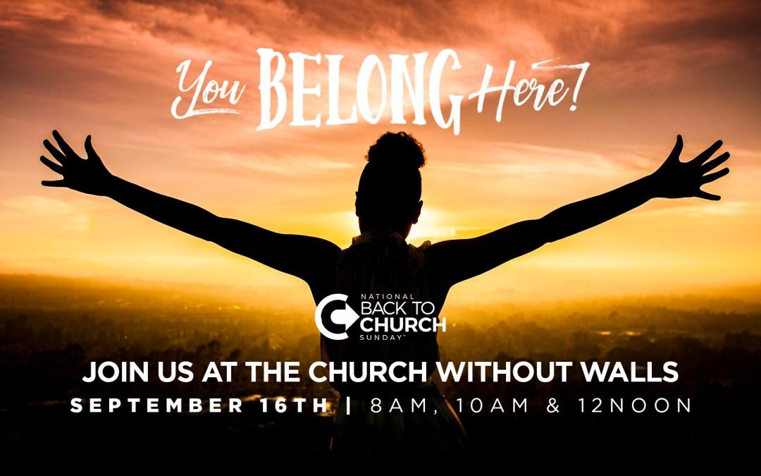 Invite Someone Back to Church