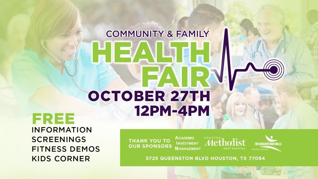 TCWW Health & Wellness Fair
