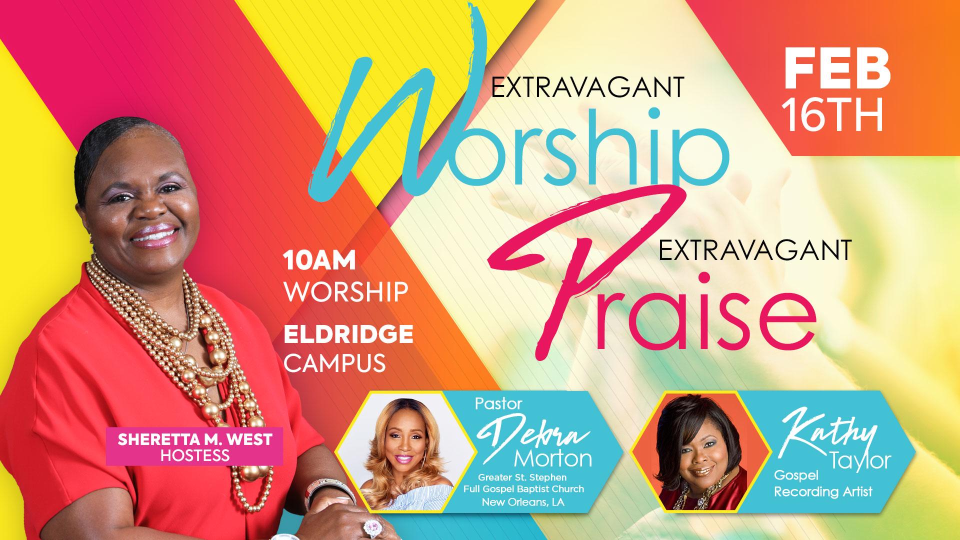 Extravagant Worship Extravagant Praise 2019