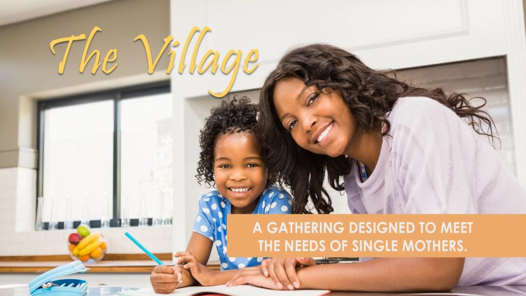 Single Parent's Ministry