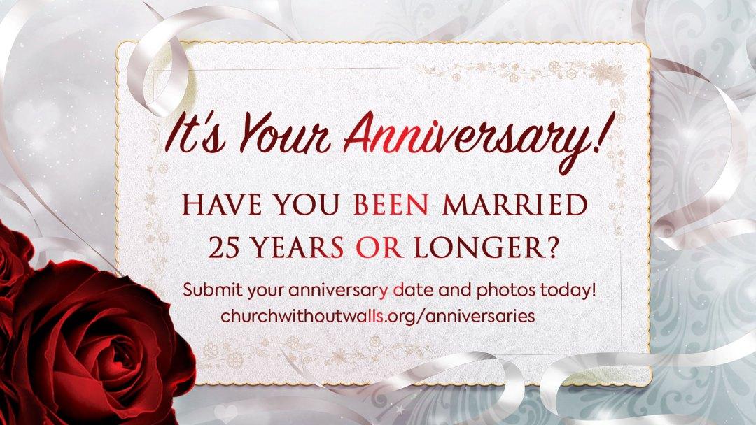 celebrating wedding anniversaries
