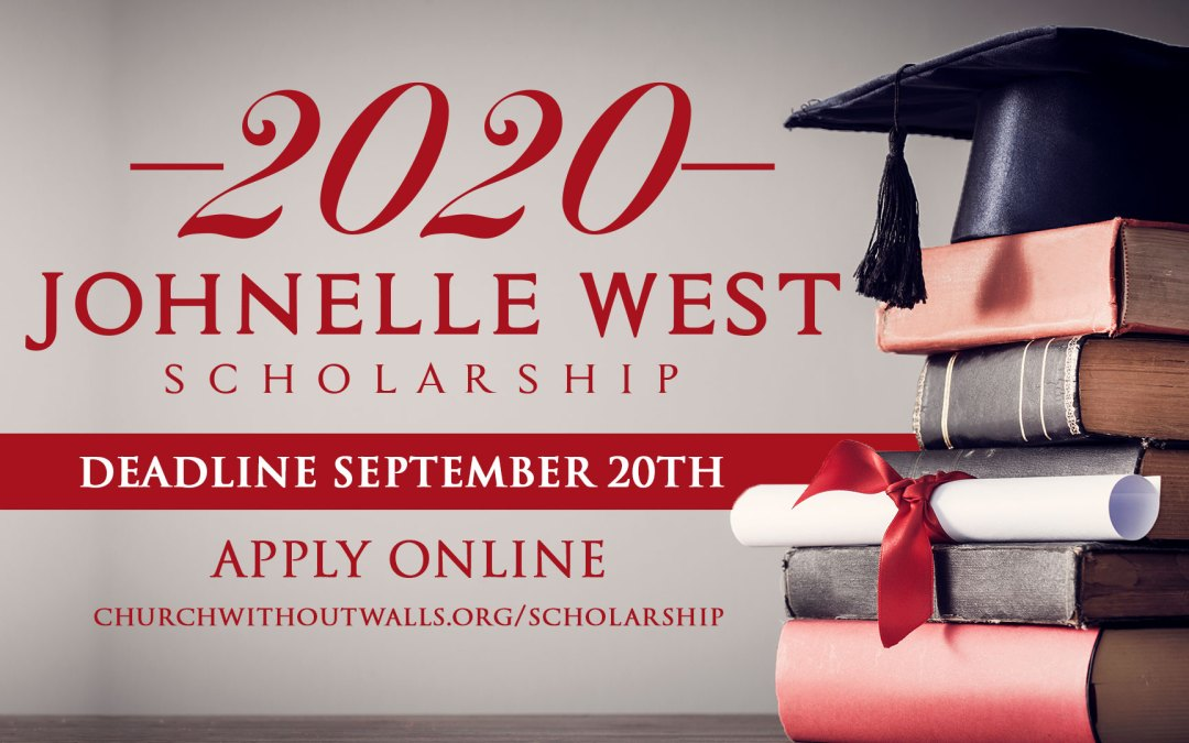 Johnelle West Scholarship Now Open – Apply Today