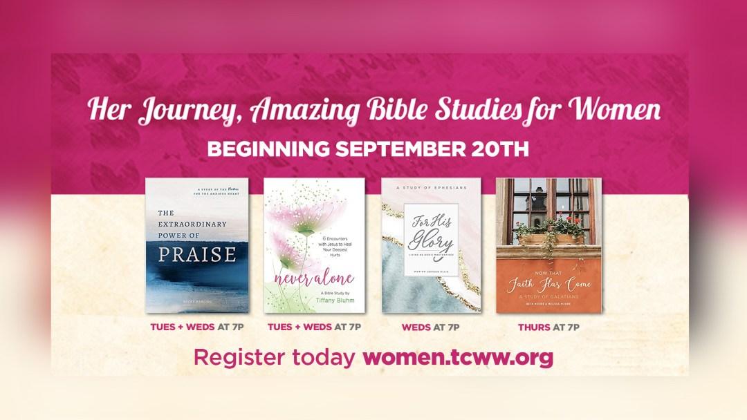 women's virtual bible study