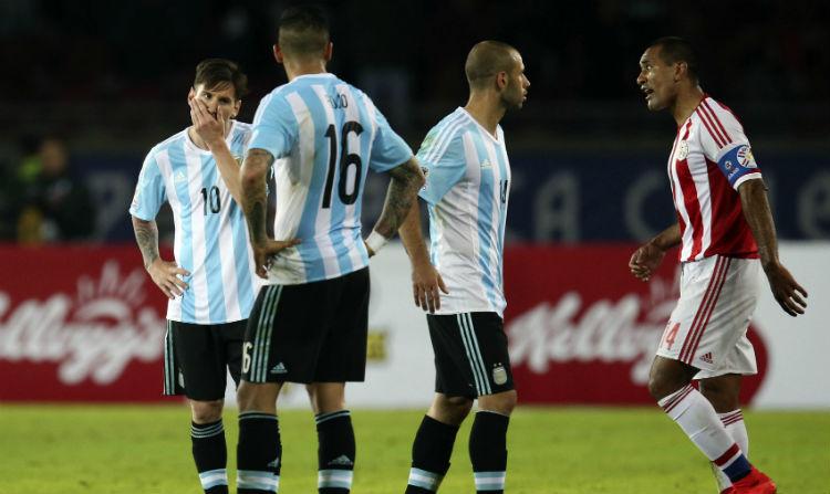 Argentina-Paraguay-Telam