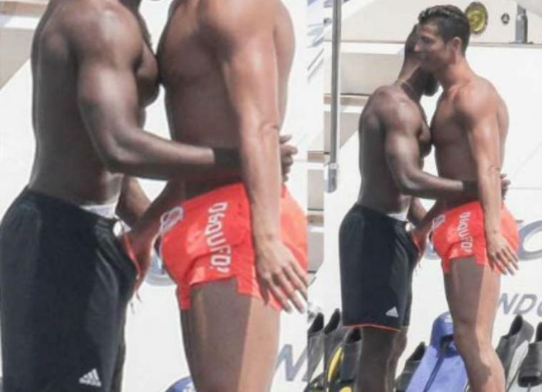 Cristiano-Ronaldo-tocando-amigo