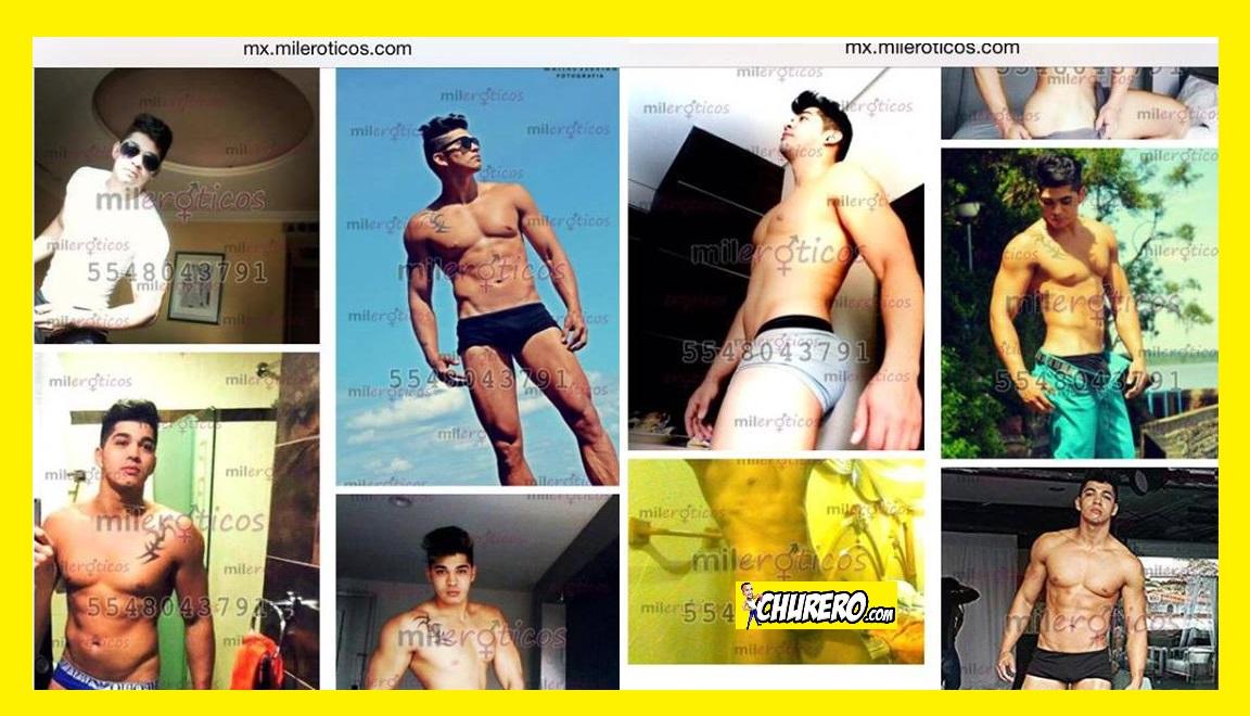 El ex bailarín del BCPY Líder Guerrero estaría prostituyéndose en México según portal gay.