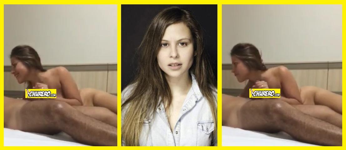 Escándalo!!! Difunden porno casero buscando perjudicar a la actriz Andrea Quattrocchi.